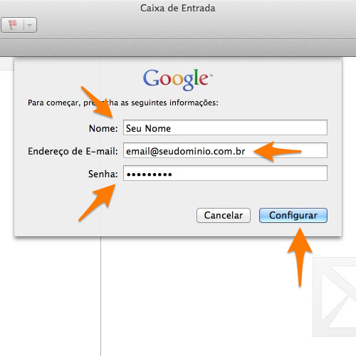 Apple Mail - Gmail IMAP