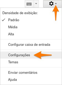 Como inserir assinatura de e-mail no Gmail?