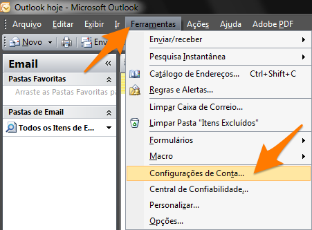 Outlook 2007 - Gmail POP