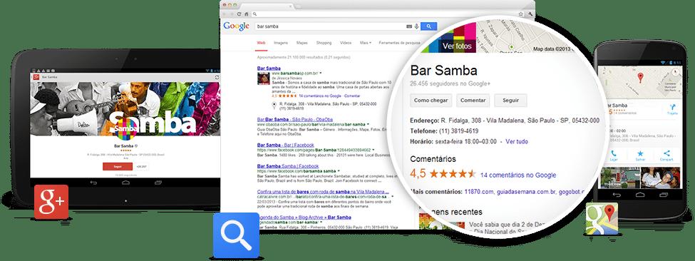 Quais as vantagens do Google Meu Negócio?